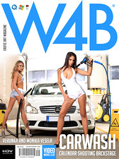 Watch4beauty video: Monika Vesela, Verunka - Carwash