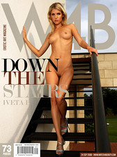 Iveta B - Down the stairs